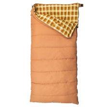Kamp-Rite Прямоугольный спальный мешок из хлопчатобумажной ткани, 35 x 78 дюймов, 0 градусов, цвет хаки Kamp-Rite