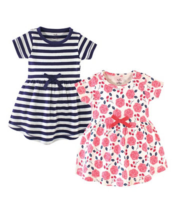 Органическое платье для малышей, 2 пары Touched by Nature