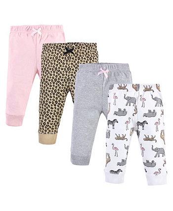 Toddler Boys and Girls Cotton Pants and Leggings Set Hudson Baby