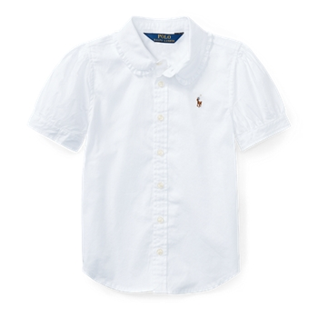 Оксфордская рубашка Ralph Lauren
