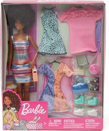 Мода и аксессуары для кукол Барби Mattel