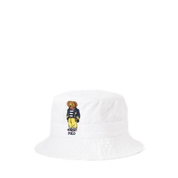 Шляпа-ведро Polo Bear Chino Ralph Lauren