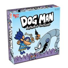 Dog Man Attack of the Fleas Game University Games