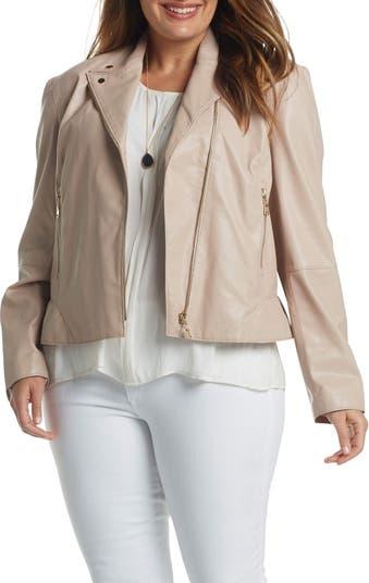 Mollie Faux Leather Jacket Tart