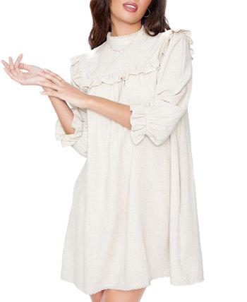 Мини-платье Easy Breezy LOST + WANDER