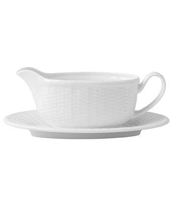Столовая посуда, Соусник для корзины Nantucket Basket Wedgwood