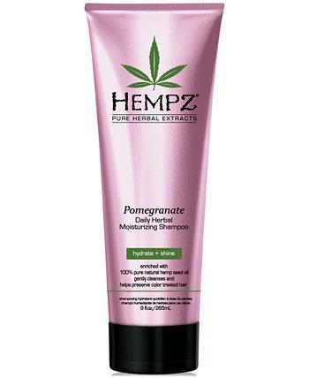 Pomegranate Herbal Shampoo, 9-oz., from PUREBEAUTY Salon & Spa Hempz