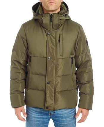 Мужская куртка с капюшоном Vince Camuto