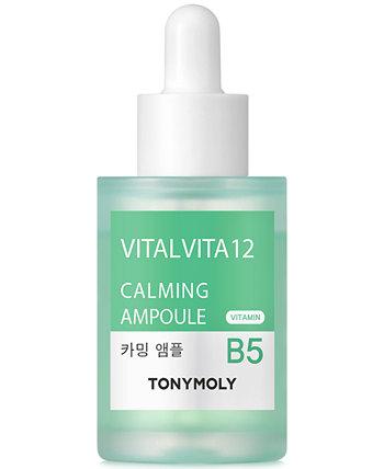 Vital Vita 12 Витамин B5 Успокаивающая ампула, 1 унция. TONYMOLY