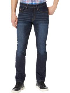 Зауженные джинсы стрейч синего цвета U.S. POLO ASSN.