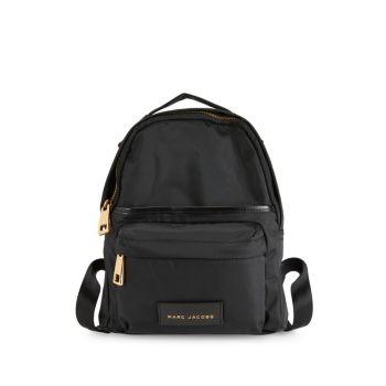 Рюкзак на молнии Goldtone Marc Jacobs