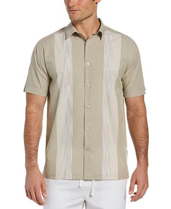Рубашка Ecoselect со вставками Cubavera
