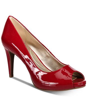 Женские туфли-лодочки на платформе с открытым носком Rainaa Bandolino