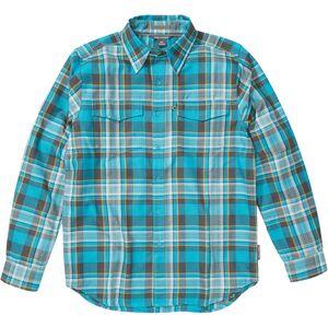 Фланелевая рубашка средней плотности с длинным рукавом ExOfficio Stonefly ExOfficio