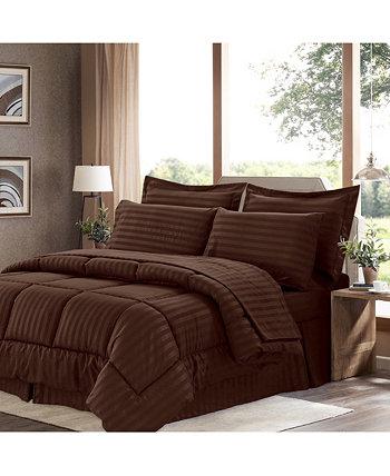Комплект из 8 одеял с тиснением Dobby Queen Sweet Home Collection