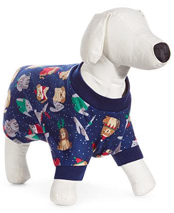 Pet Bah Humbug Pajama Family Pajamas
