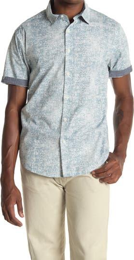 Рубашка стандартного кроя с короткими рукавами Shellback Fundamental Coast