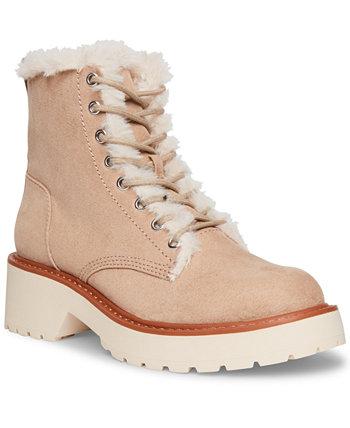 Боевые ботинки Carra с искусственным мехом Madden Girl