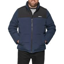 Big & Tall Levi's® Arctic Cloth Quilted Logo Puffer Jacket Levi's®