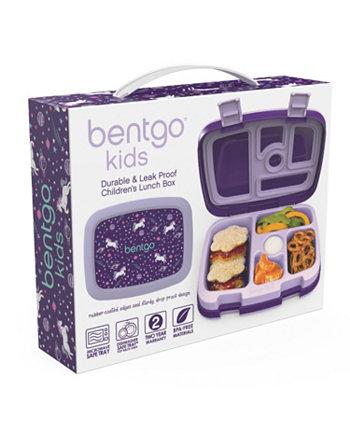 Коробка для завтрака с принтом для детей Bentgo