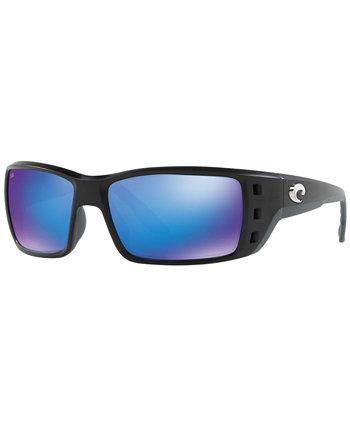 Поляризованные солнцезащитные очки, разрешение 62 COSTA DEL MAR