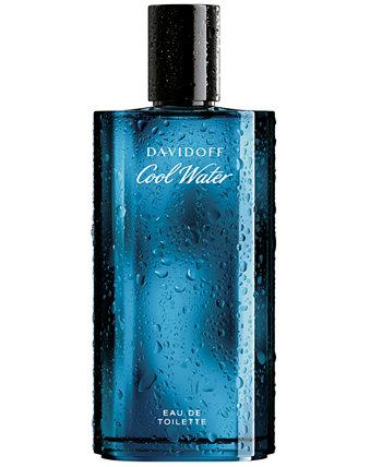 Туалетная вода-спрей Cool Water for Men, 6,7 унции Davidoff