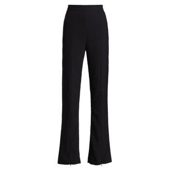 Slit-Front Pants Burnett New York
