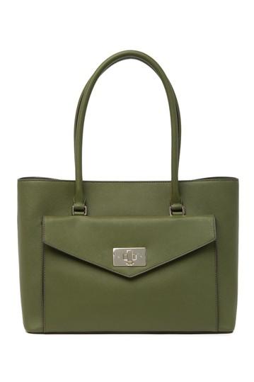 кожаная большая сумка из натуральной кожи Kate Spade New York