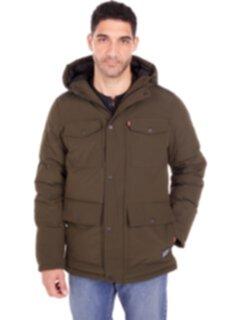 Куртка-парка с капюшоном и четырьмя карманами Arctic Cloth Levi's®