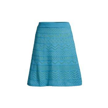 Вязаная юбка Bluejay M Missoni