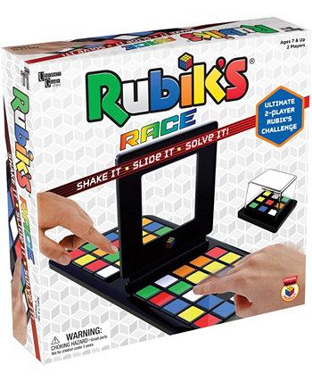 "Настольная игра ""Гонка Рубика"" на основе классических кубиков Рубика University Games"
