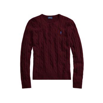 Вязаный свитер Julianna Polo Ralph Lauren
