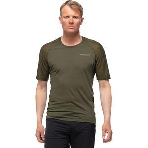 Шерстяная футболка с короткими рукавами Norrona Bitihorn Norrona