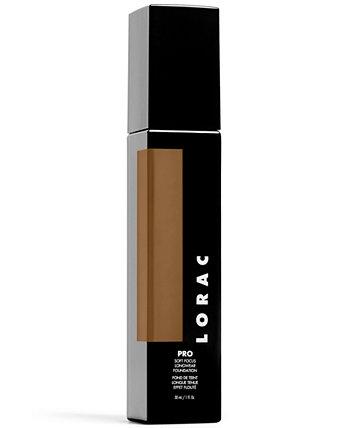 Тональная основа PRO Soft Focus Longwear Foundation, 1 унция. LORAC