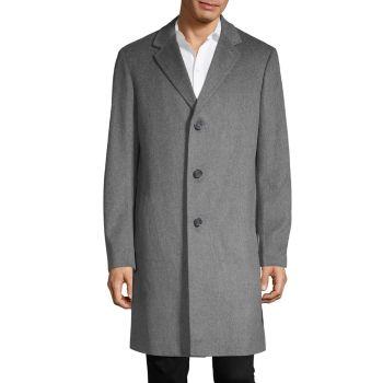 Long Wool Coat Saks Fifth Avenue