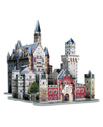 3D головоломка Замок Нойшванштайн - 890 штук Wrebbit