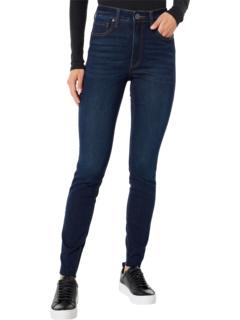Облегающие брюки Connie с высокой посадкой и длинным внутренним швом в цвете Alter KUT from the Kloth