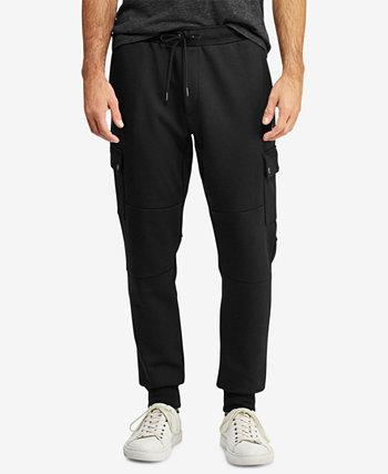 Мужские джоггеры-карго двойной вязки большой и высокой высоты Ralph Lauren