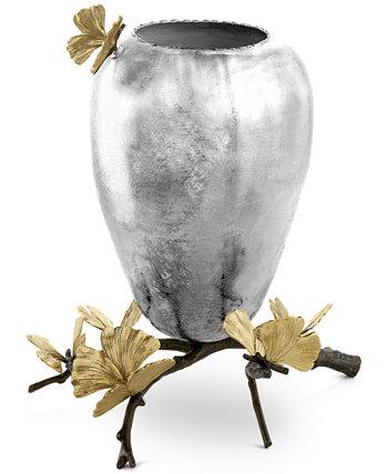 Средняя ваза Butterfly Ginkgo MICHAEL ARAM