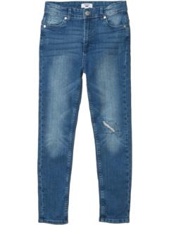 Джинсы Free Slim Leg из денима средней длины (для больших детей) COTTON ON