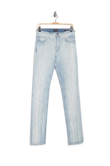 Рваные зауженные джинсы Asher Joe's Jeans