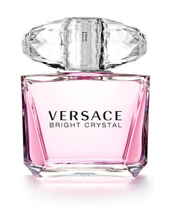 Bright Crystal Туалетная вода-спрей, 6,7 унций Versace