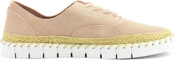 Camellia Lace-Up Sneaker Crevo