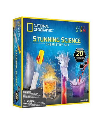Набор для потрясающей науки и химии от National Geographic National Geographic