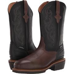 Рабочие ботинки Western с обтачиванием 12 дюймов - стальной носок Lucchese