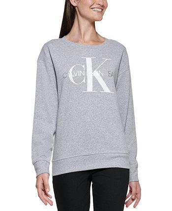 Свитер с графическим логотипом Calvin Klein Calvin Klein