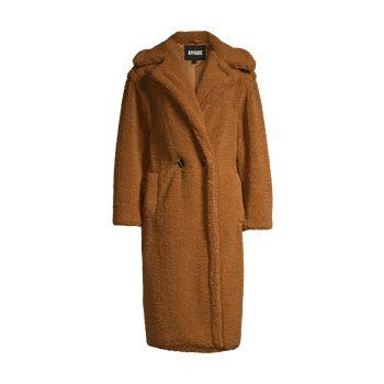 Пальто из искусственной овчины Daryna 2 APPARIS