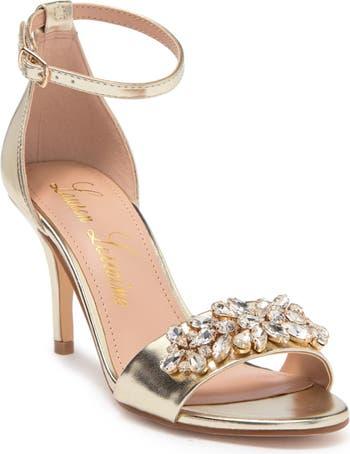 Nancy Ankle Strap Sandal Lauren Lorraine