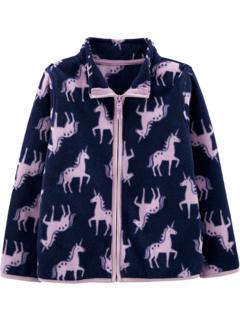 Флисовая куртка с молнией во всю длину (для малышей) Simple Joys by Carter's
