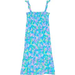 Mini Rivera Dress (Toddler/Little Kids/Big Kids) Lilly Pulitzer Kids